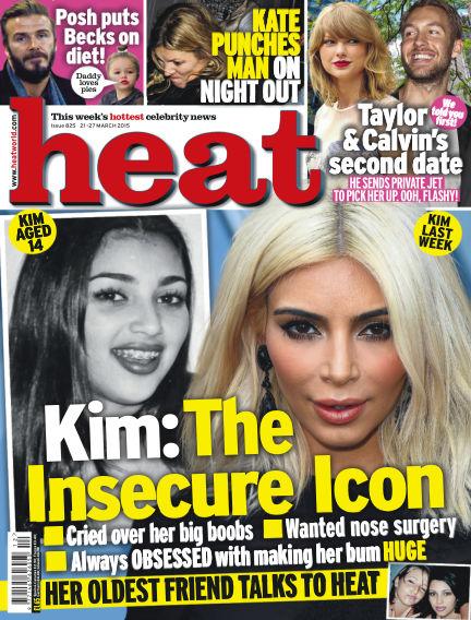 Heat March 17, 2015 00:00