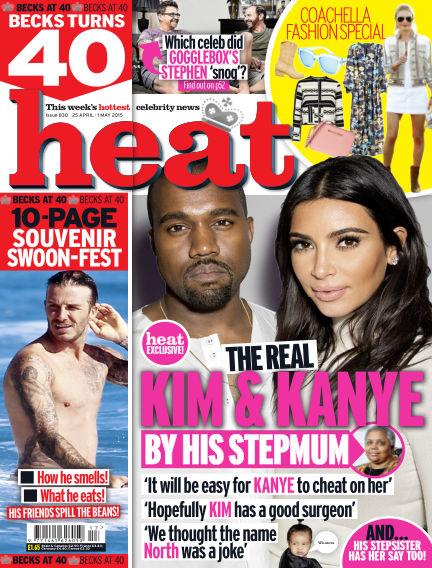 Heat April 21, 2015 00:00