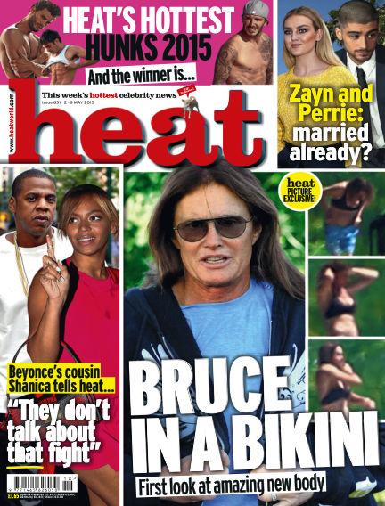 Heat April 28, 2015 00:00