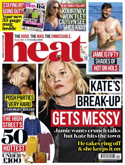 Heat September 29, 2015 00:00
