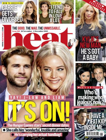 Heat November 24, 2015 00:00