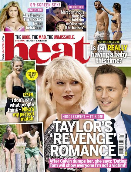 Heat June 21, 2016 00:00