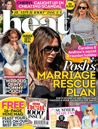 Heat Issue 1000