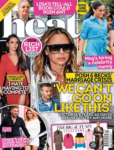 Heat October 30, 2018 00:00
