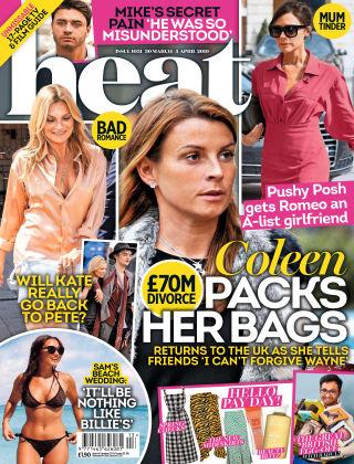Heat Issue 1031
