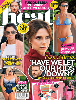 Heat Issue 1032