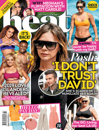 Heat Issue 1040