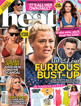 Heat Issue 1047