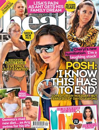Heat Issue 1053