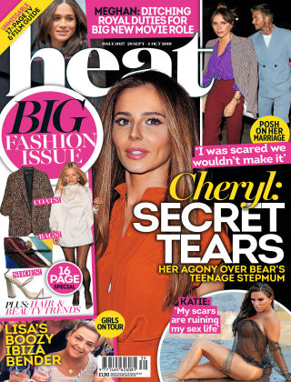 Heat Issue 1057