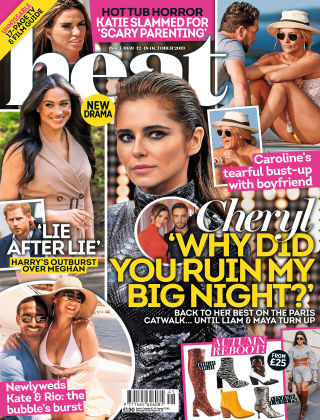 Heat Issue 1059