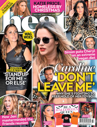 Heat Issue 1061