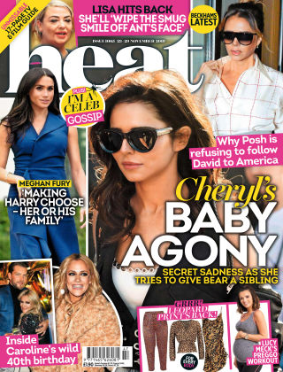 Heat Issue 1065
