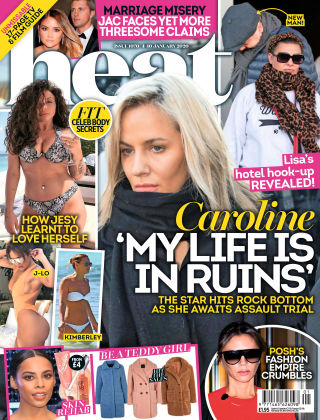 Heat Issue 1070