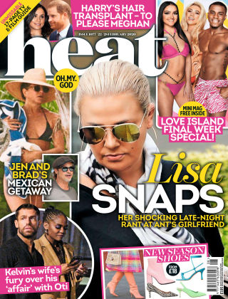 Heat Issue 1077
