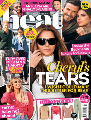 Heat Issue 1083