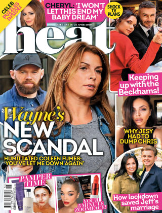 Heat Issue 1085