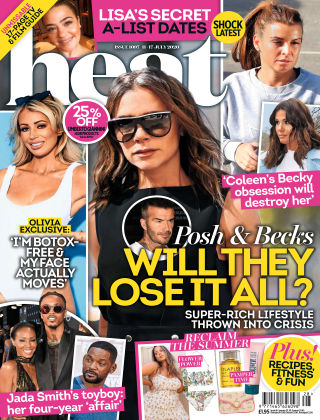 Heat Issue 1097