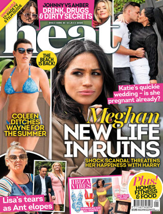 Heat Issue 1098