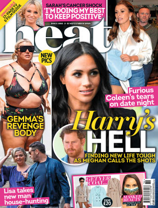 Heat Issue 1105