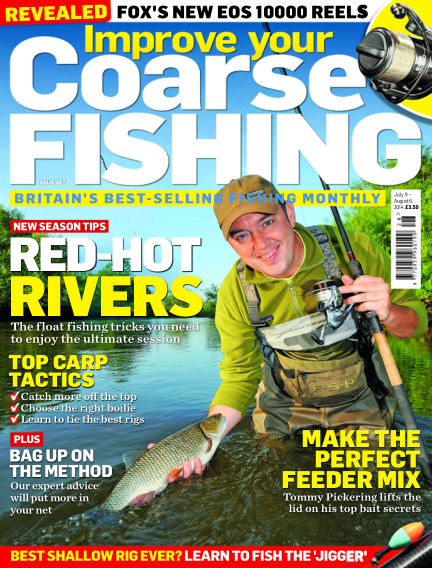 Improve Your Coarse Fishing July 09, 2014 00:00