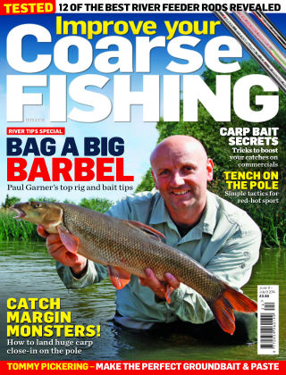 Improve Your Coarse Fishing Jun 11 - Jul 9, 2014