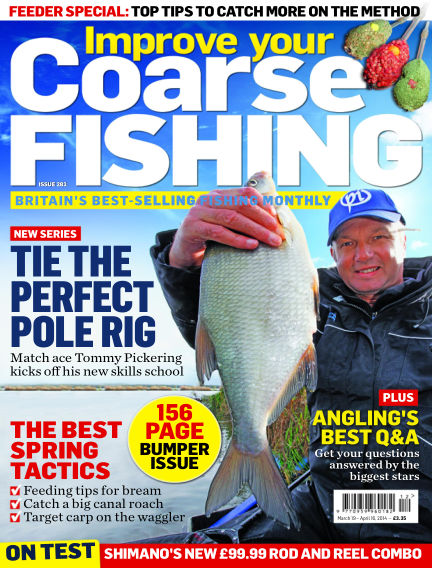 Improve Your Coarse Fishing March 19, 2014 00:00