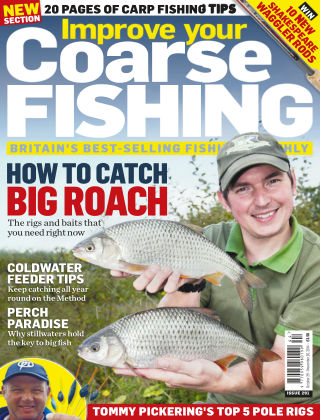 Improve Your Coarse Fishing Oct 29-Nov 26, 2014