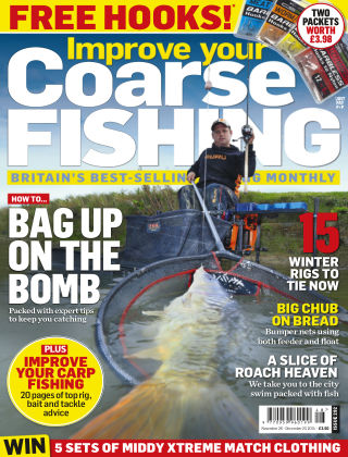 Improve Your Coarse Fishing Nov 26 - Dec 23 2014