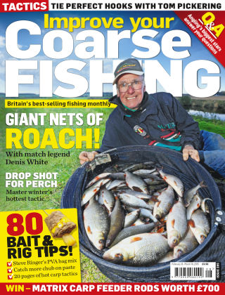 Improve Your Coarse Fishing March 2015