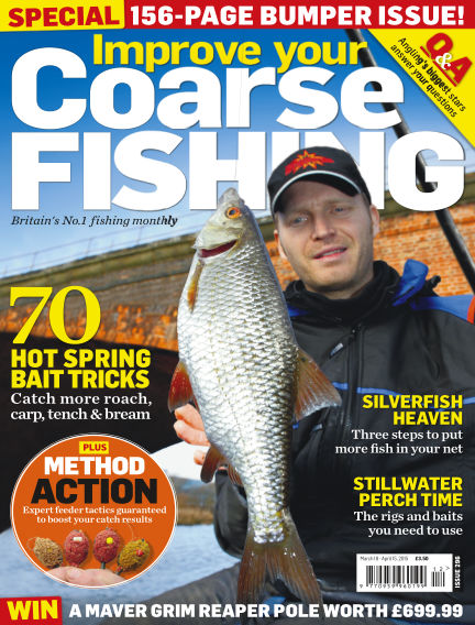 Improve Your Coarse Fishing March 18, 2015 00:00