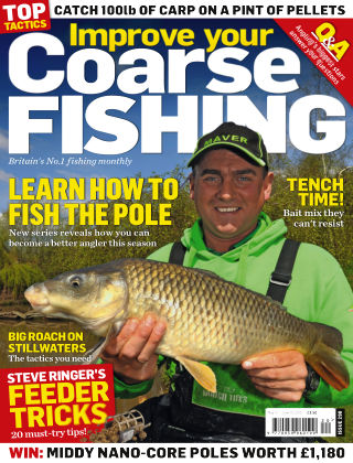 Improve Your Coarse Fishing May 13 - Jun 10 2015