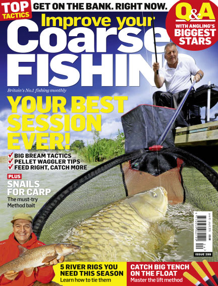 Improve Your Coarse Fishing June 10, 2015 00:00
