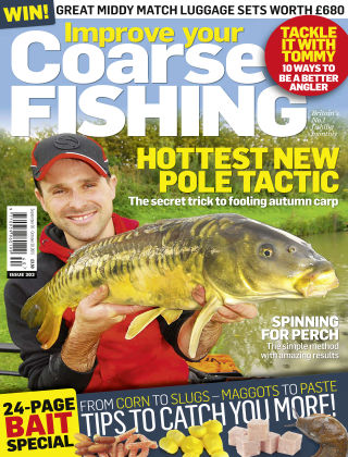 Improve Your Coarse Fishing Sep - Oct 2015