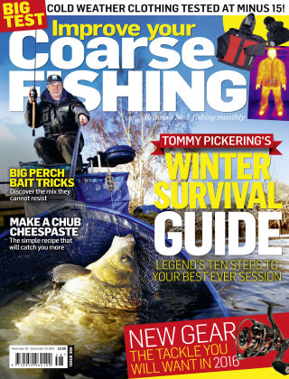 Improve Your Coarse Fishing Nov - Dec 2015