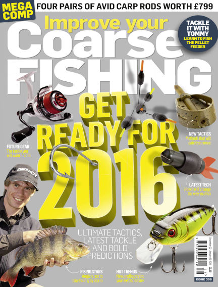 Improve Your Coarse Fishing December 22, 2015 00:00