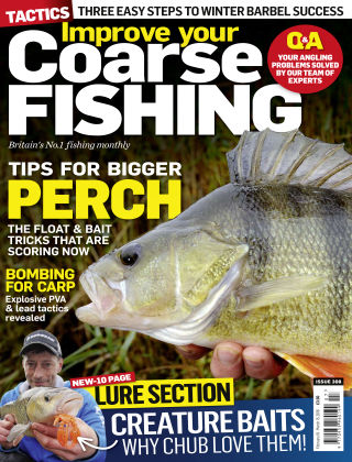 Improve Your Coarse Fishing Feb - Mar 2016