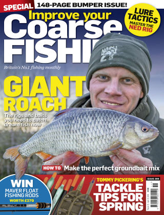 Improve Your Coarse Fishing Mar - Apr 2016