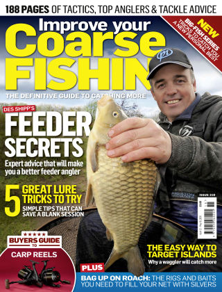 Improve Your Coarse Fishing Apr - May 2016