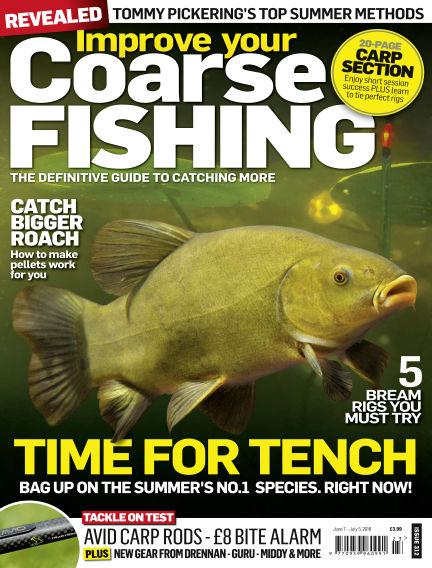 Improve Your Coarse Fishing June 07, 2016 00:00