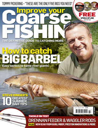 Improve Your Coarse Fishing Jul - Aug 2016