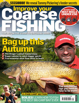Improve Your Coarse Fishing Sep - Oct 2016