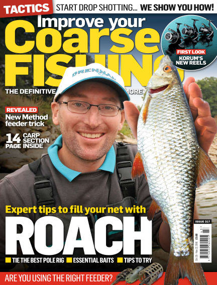 Improve Your Coarse Fishing October 25, 2016 00:00
