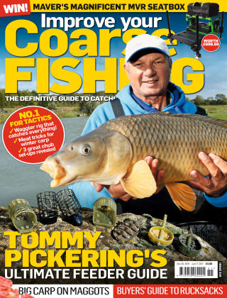 Improve Your Coarse Fishing Dec - Jan 2016