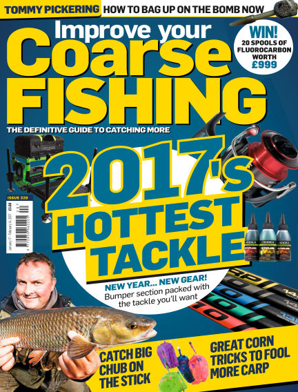 Improve Your Coarse Fishing January 17, 2017 00:00