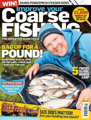 Improve Your Coarse Fishing February 2017