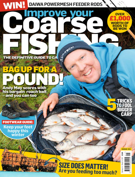 Improve Your Coarse Fishing February 14, 2017 00:00