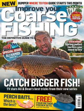 Improve Your Coarse Fishing March 2017