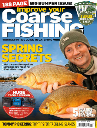 Improve Your Coarse Fishing April 2017
