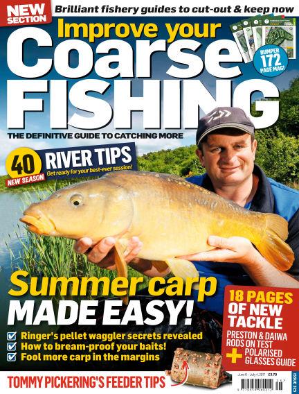 Improve Your Coarse Fishing June 06, 2017 00:00